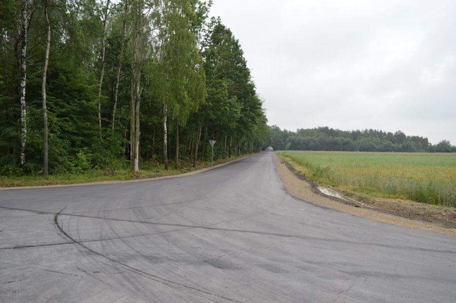Przebudowa dróg powiatowych o nr 1425L i 1426L