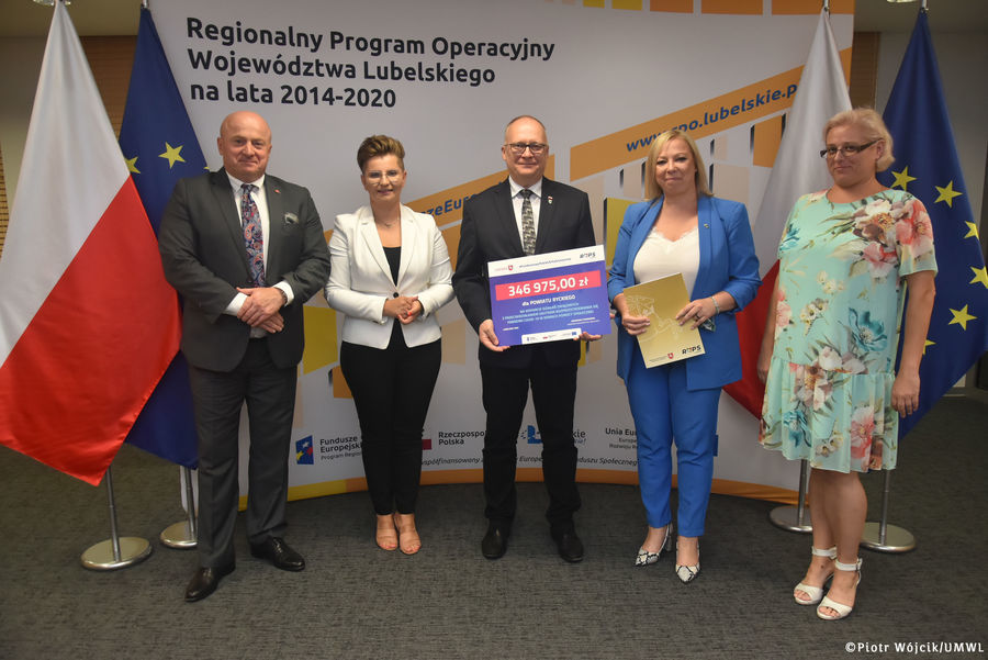 DPS w Leopoldowie otrzymał wsparcie finansowe na przeciwdziałanie skutkom COVID-19