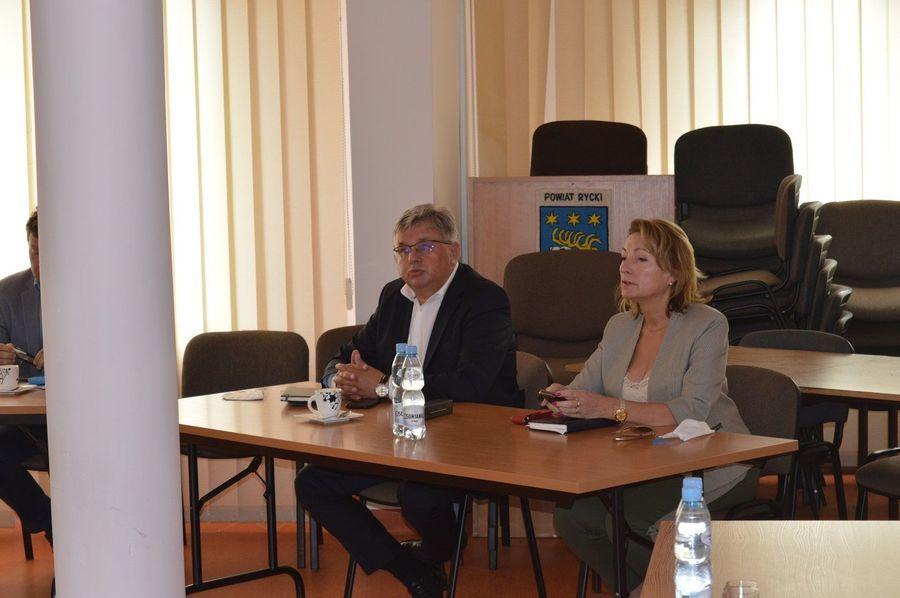 spotkanie w ramach dialogu i debaty nad założeniami Strategii Rozwoju Województwa Lubelskiego na lat