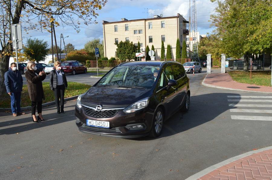 Grupa PKO BP przekazała samochód dla Szpitala Powiatowego w Rykach