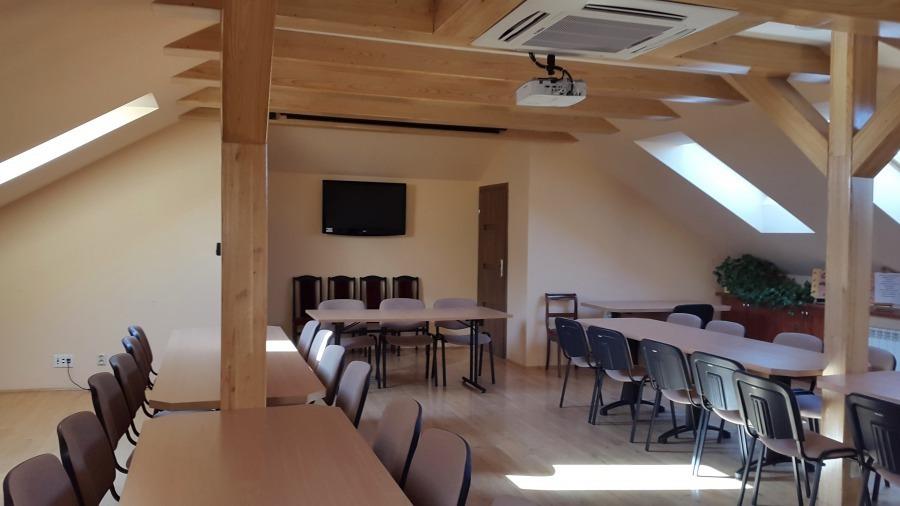 Sala posiedzeń Rady Gminy