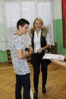 Powiatowe Igrzyska w Tenisie Stołowym