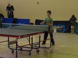 III Wojewódzki Turniej Klasyfikacyjny w tenisie stołowym w kategorii