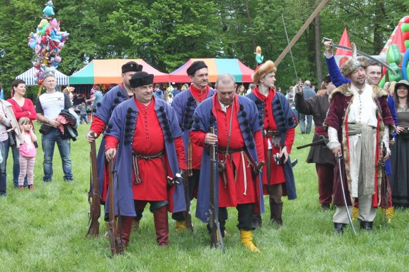 IX Historyczna Majówka Jarmark Sarmacki w Zawieprzycach przeszła do historii