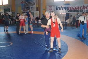 """Trzy medale seniorów """"ISKRY"""" Spiczyn na Mistrzostwach Polski w Białogardzie"""