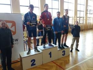 ISKRA Spiczyn z trzema medalami mistrzostw młodzików