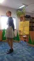 """Gminne eliminacje XXI Jesiennego Konkursu Recytatorskiego pod hasłem """"Jesień, przez górskie idąc prz"""
