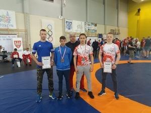 Dwa medale ISKRY Spiczyn