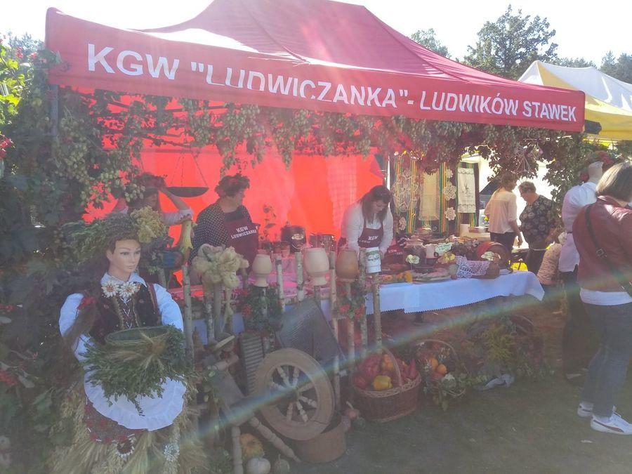 Konferencja Kół Gospodyń Wiejskich w Poniatowej