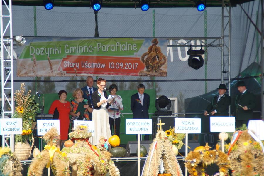 Dożynki Gminno - Parafialne 2017