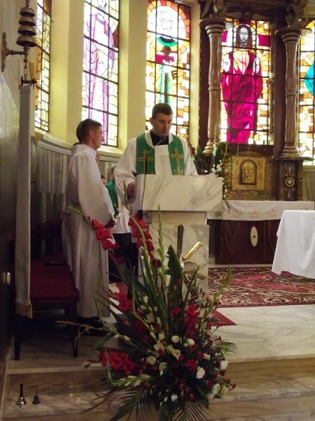 Dożynki Gminno-Parafialne Cz. I