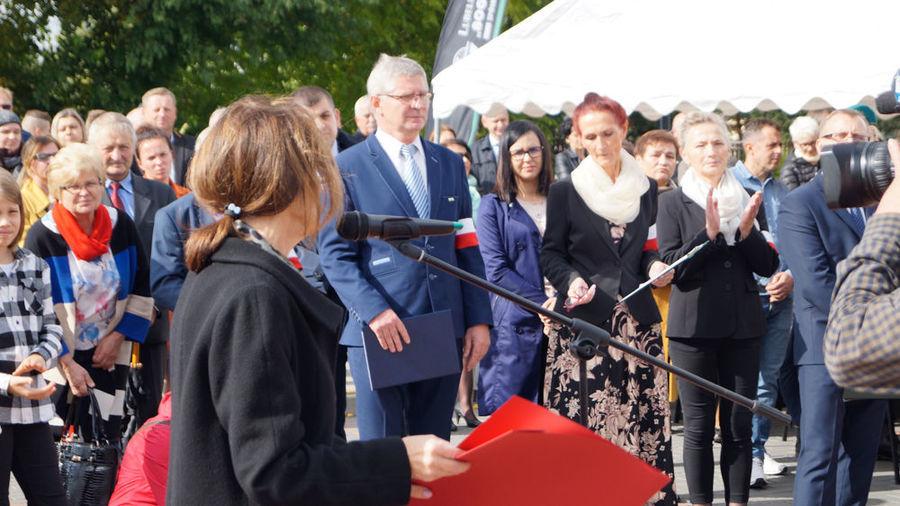 Odsłonięcie Pomnika cz. 3