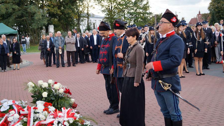 Odsłonięcie Pomnika cz. 6