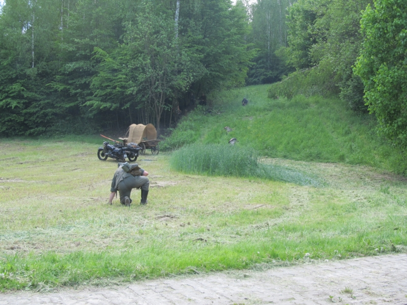 2014 - 70-ta Rocznica Bitwy Rąblowskiej