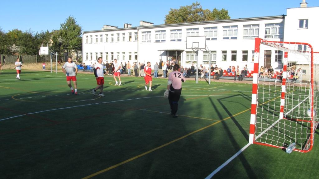 30.09.2012 Karmanowice - otwarcie boiska
