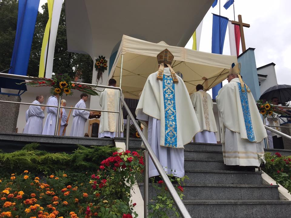 39 rocznica Koronacji Figurki Matki Bożej Kębelskiej w Wąwolnicy