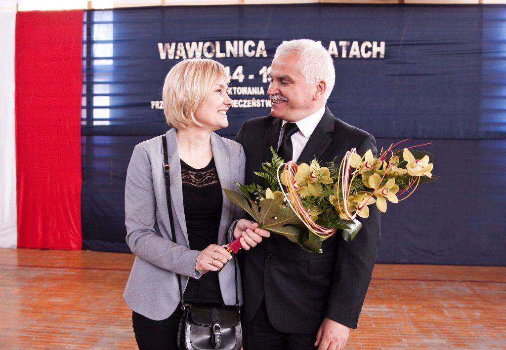71 Rocznica Pacyfikacji i Spalenia Wąwolnicy 1946 - 2017