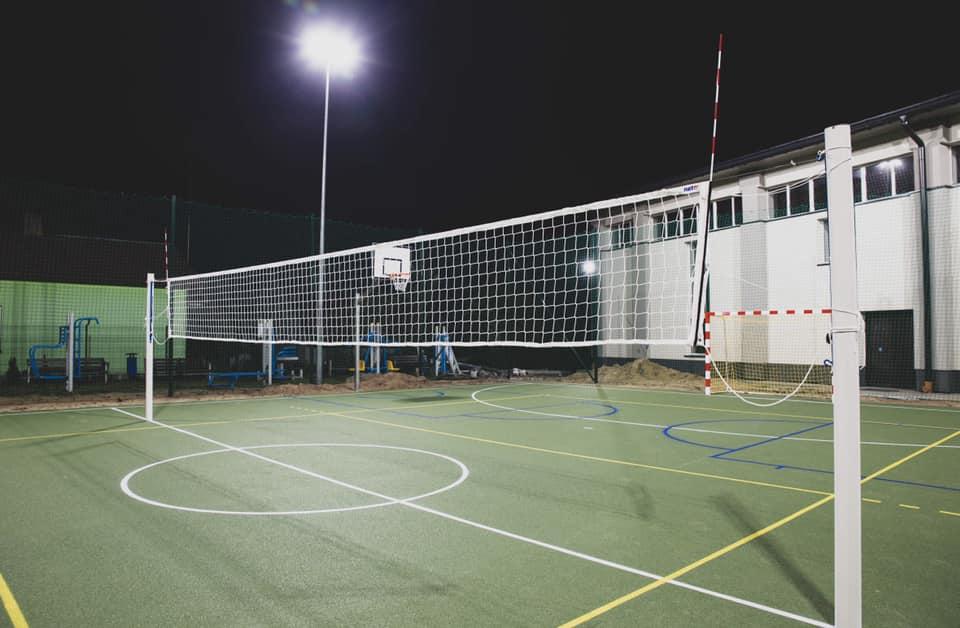 Boisko Sportowe przy Szkole