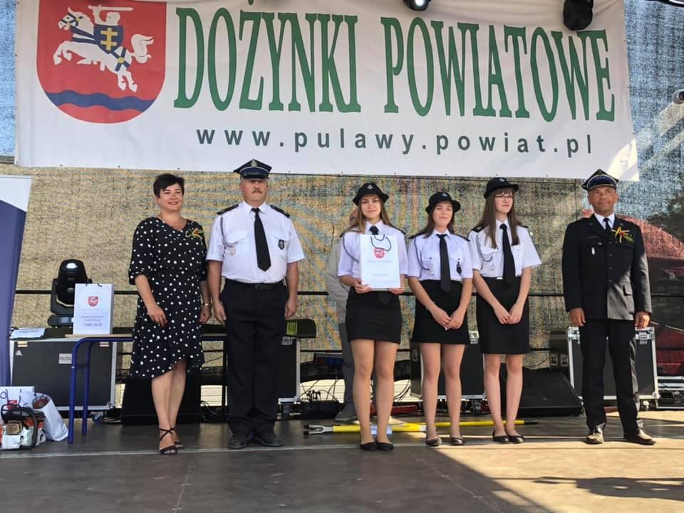 Dożynki Powiatu Puławskiego 2019
