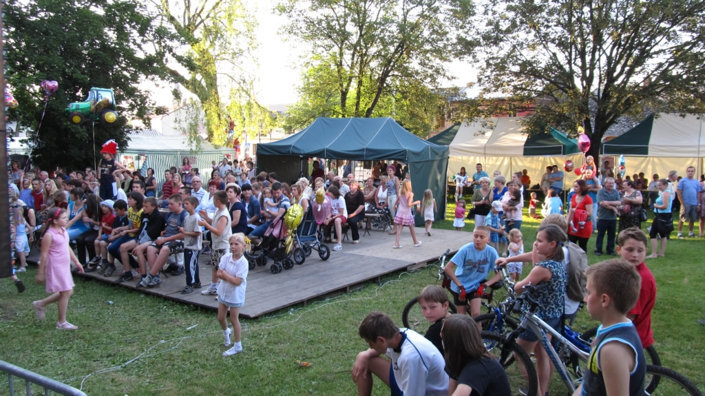Festyn Rodzinny & Dni Wawolnicy 2012
