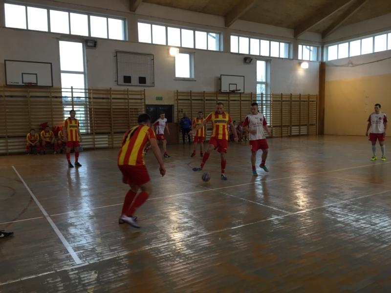 II Turniej w piłkę halową o Puchar Wójta