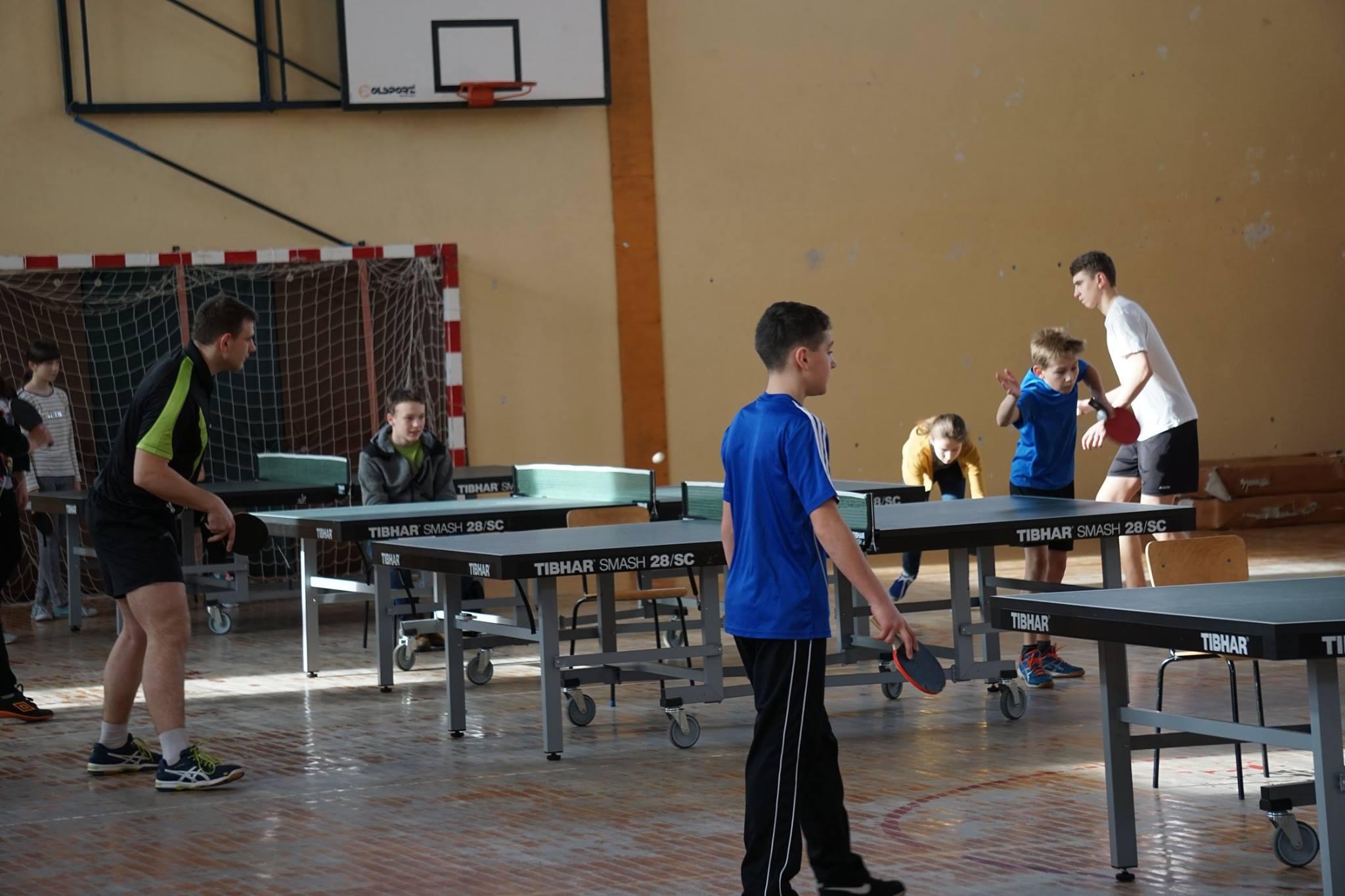 III Turniej Tenisa
