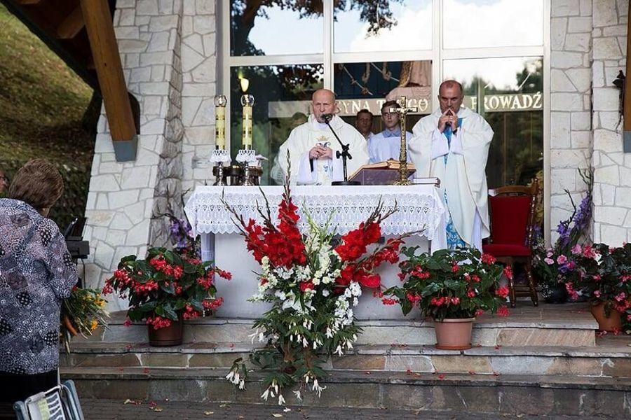 Uroczystość z okazji upamiętnienia 740-tej rocznicy zjawienia Matki Bożej Kębelskiej - 1278 r.