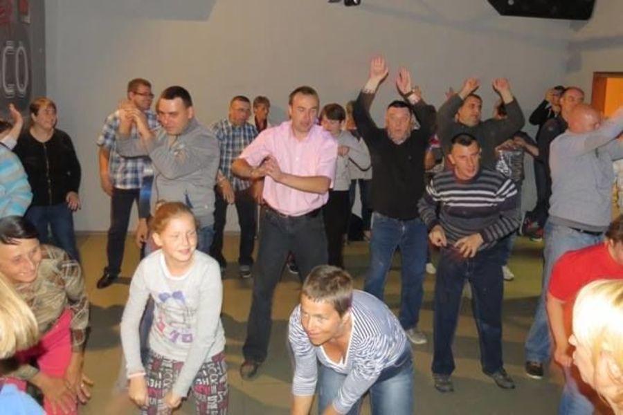 Spotkanie Integracyjne - Terapia zajęciowa - Rąblów 2016