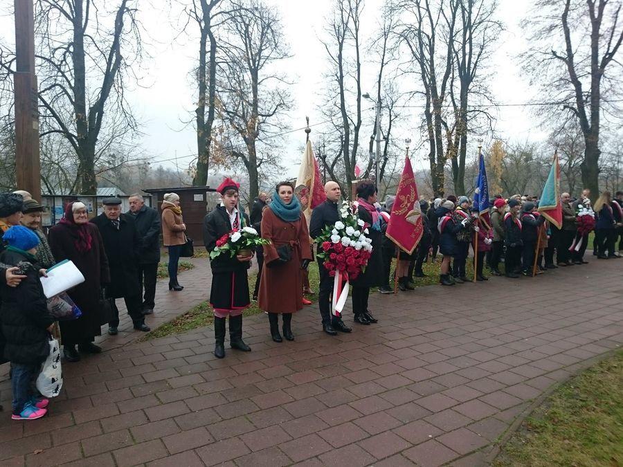 Narodowe Święto Niepodległości Wąwolnica 2016