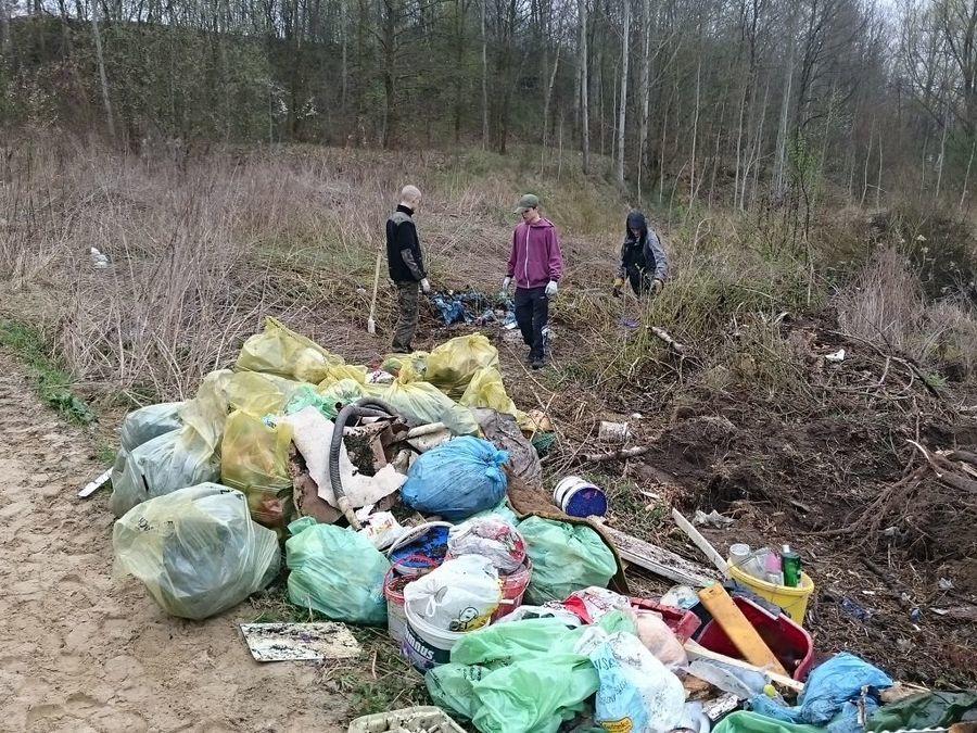 Sprzątanie Gminy 2016