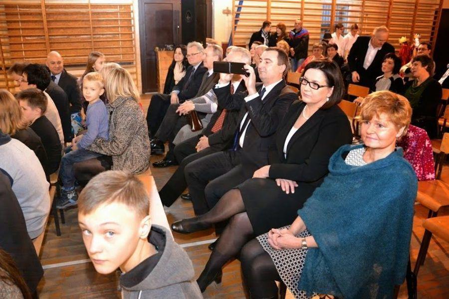 Spotkanie opłatkowe 3 stycznia 2015 r.