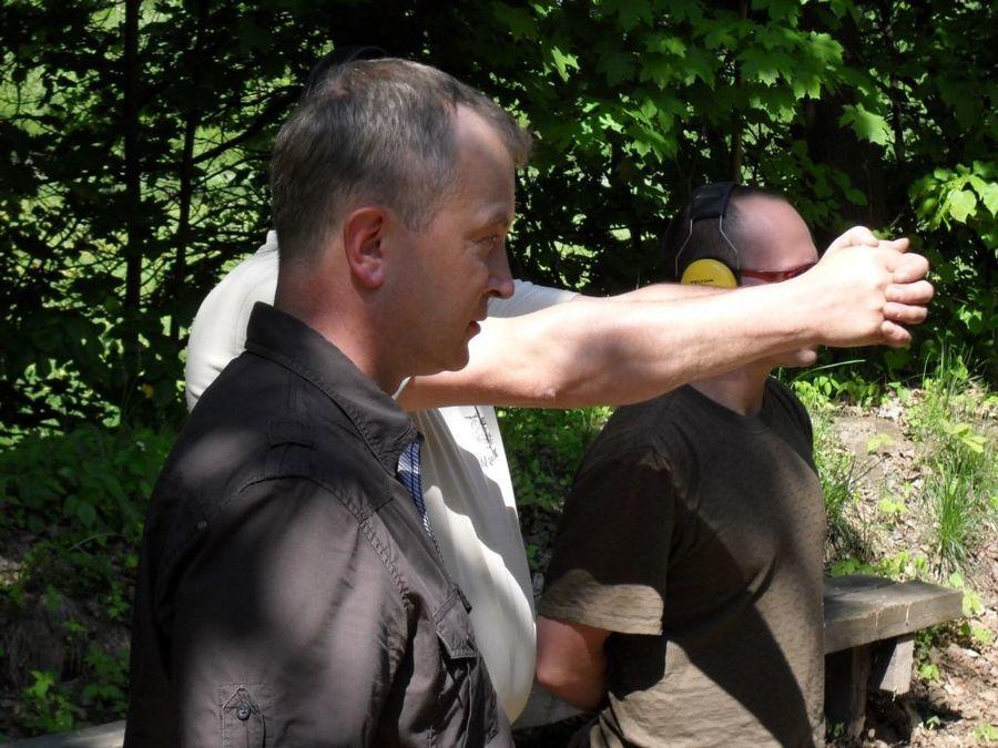 Zawody o puchar Marszałka WL - Kębło 17.05.2013