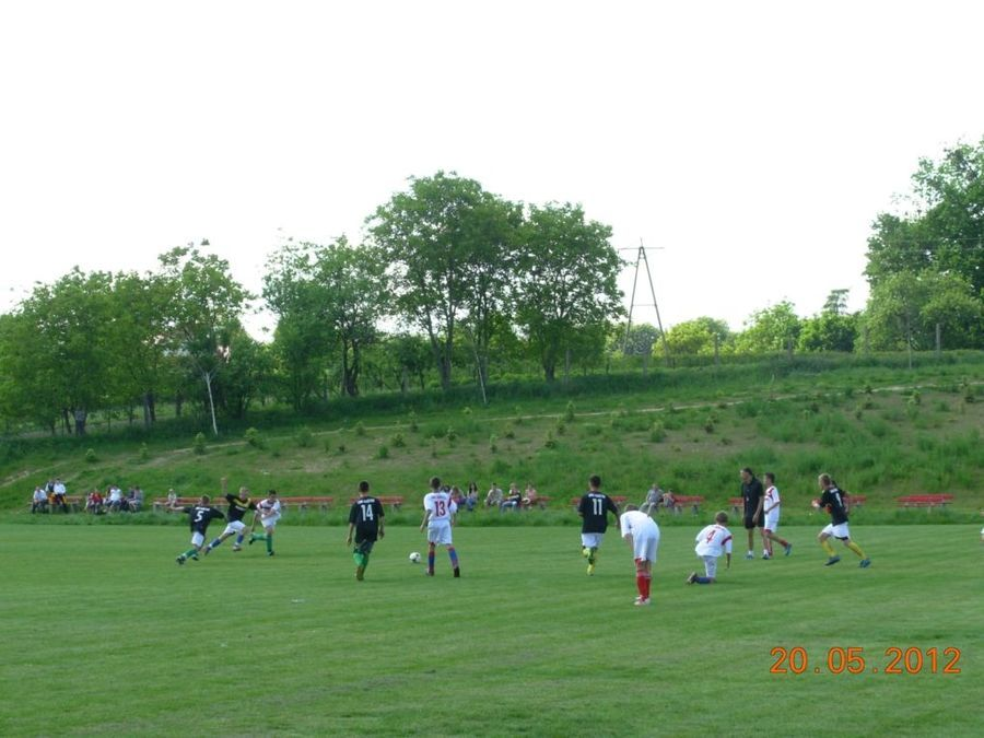 Małe EURO - mecz w Drzewcach