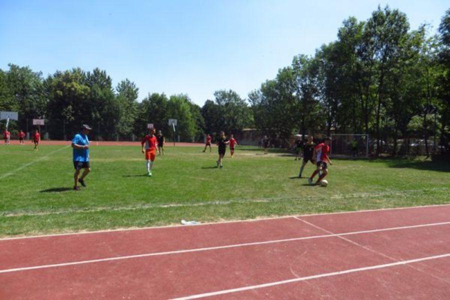 Wakacyjny Turniej Piłki Nożnej