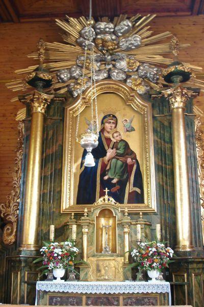 Kościół Ołtarz główny