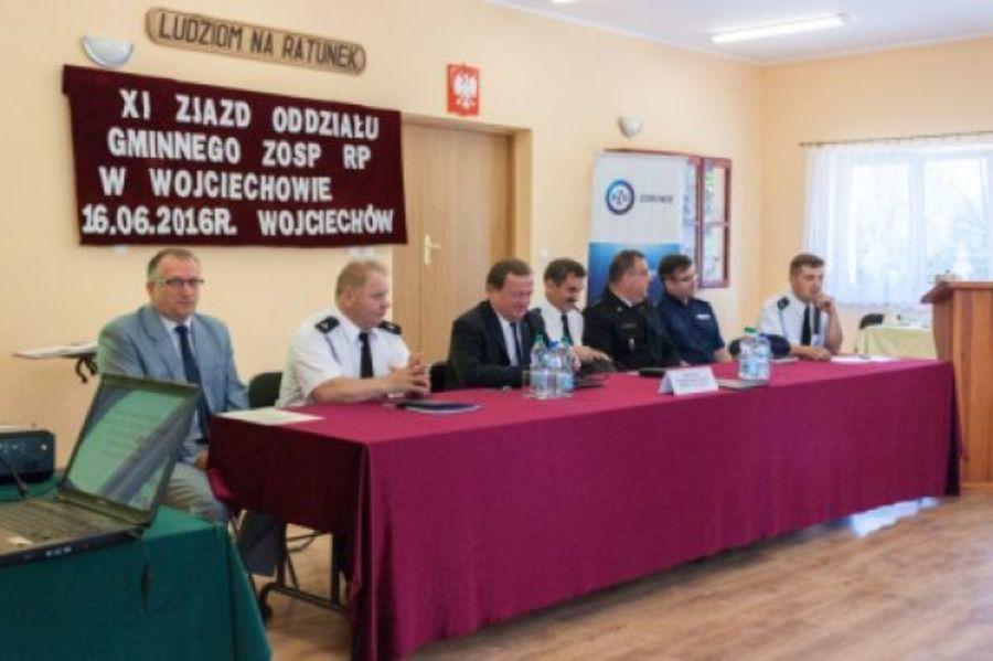 XI Zjazd Ochotniczych Straży Pożarnych