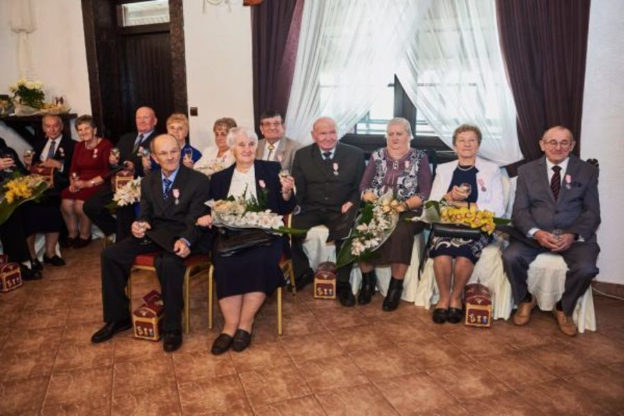 Jubileusz Pożycia Małżeńskiego 2018