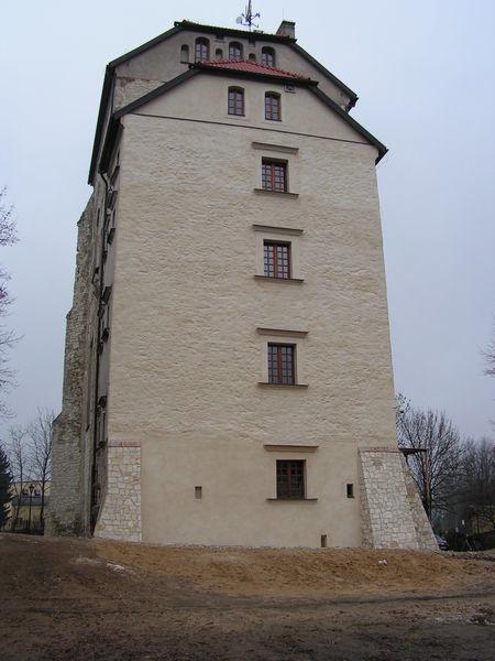 """Wieża """"Ariańska"""""""