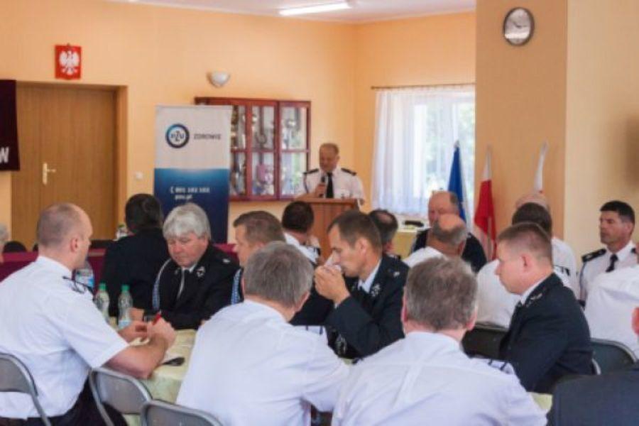 XI Zjazd Oddziału Gminnego Związku OSP RP w Wojciechowie