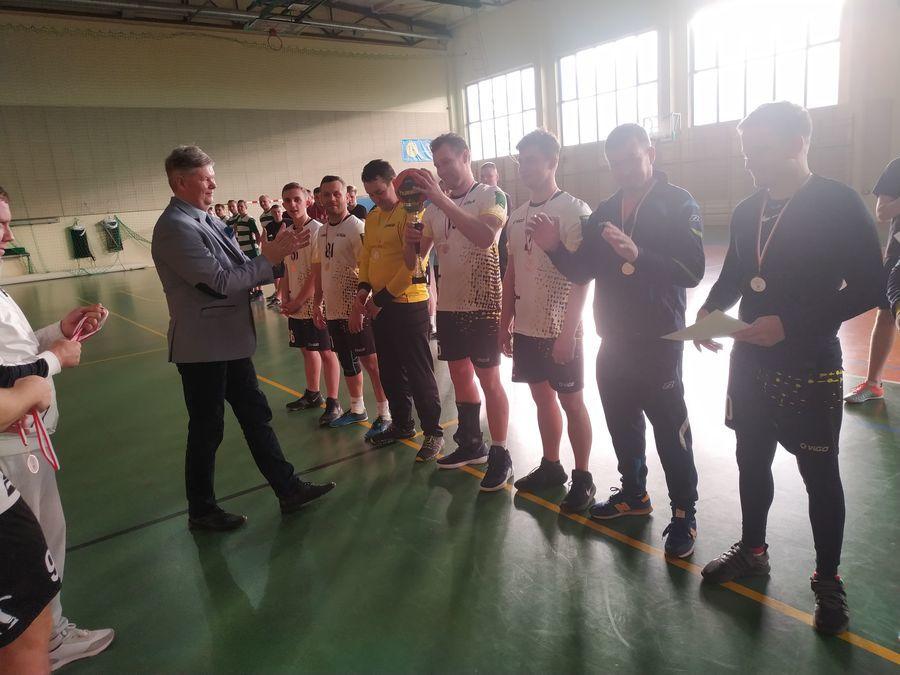 IV Mikołajkowy Turniej w piłkę ręczną