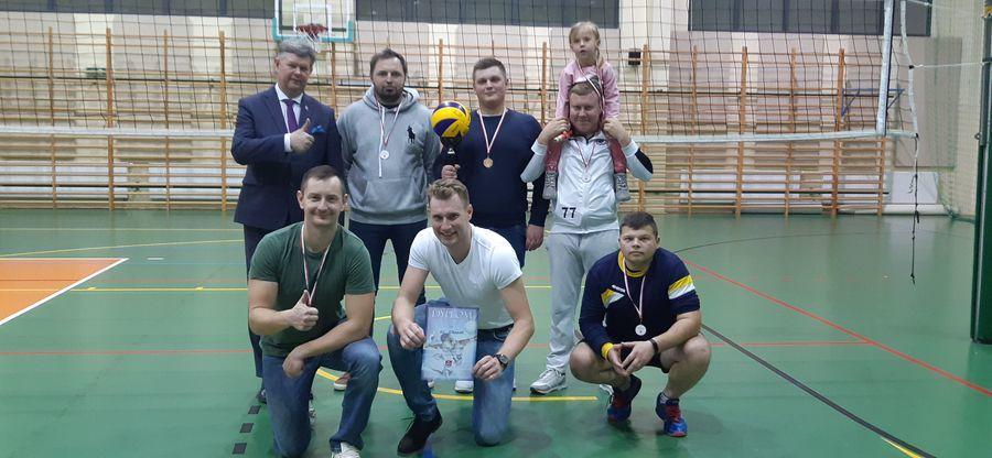 Mikołajkowy Turniej Piłki Siatkowej 08.12.2019 r.