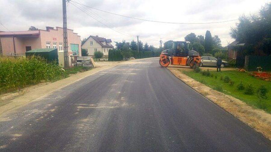Nowe drogi z FOGR i FDS gotowe