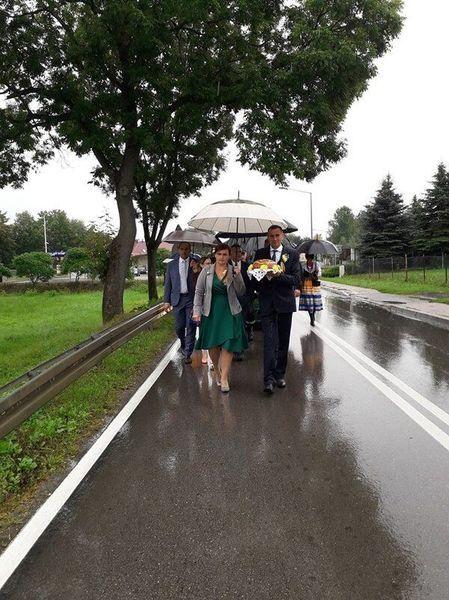Deszczowe święto plonów
