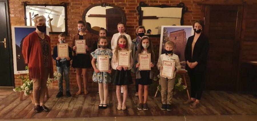 Nominacje dla młodych recytatorów