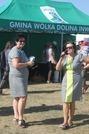 Gmina Wólka na Dożynkach Powiatowych w Radawcu