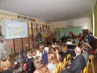 Dzień Otwarty Szkoły Podstawowej w Turce pt.: