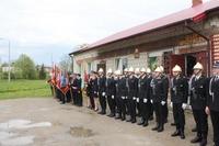 Fotorelacja z  gminnych obchodów Dnia Strażaka