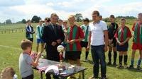 I Turniej o Puchar Wójta Gminy Wólka w piłce nożnej