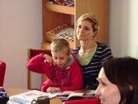 Filia Biblioteki Gminnej os. Borek w Turce i Klub Mam