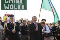 Gmina Wólka i Dożynki Powiatowe w Radawcu
